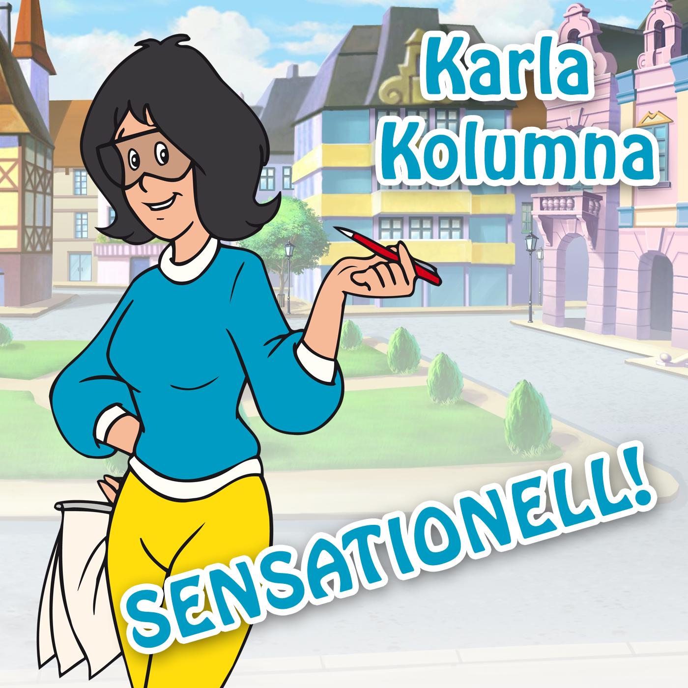SMS-Ton Karla Kolumna Sensationell
