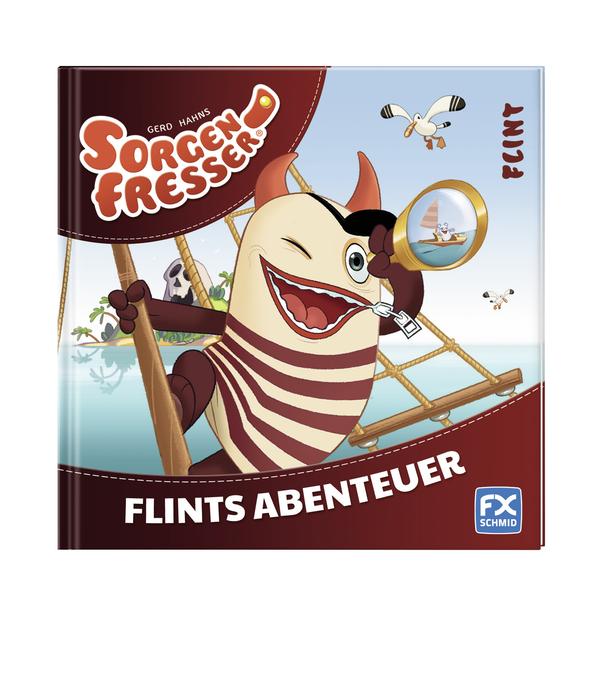 Sorgenfresser: Flints Abenteuer (Buch, EBook, E...