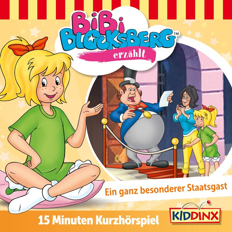 Bibi Blocksberg: Ein ganz besonderer Staatsgast (Kurzhörspiel)