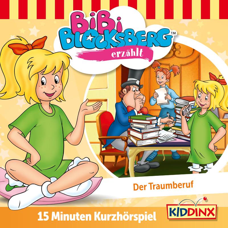 Bibi Blocksberg: Traumberuf (Kurzhörspiel)