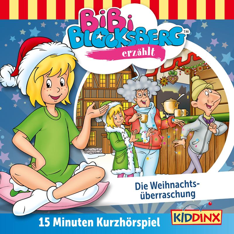 Bibi Blocksberg: Die Weihnachtsüberraschung (Kurzhörspiel)