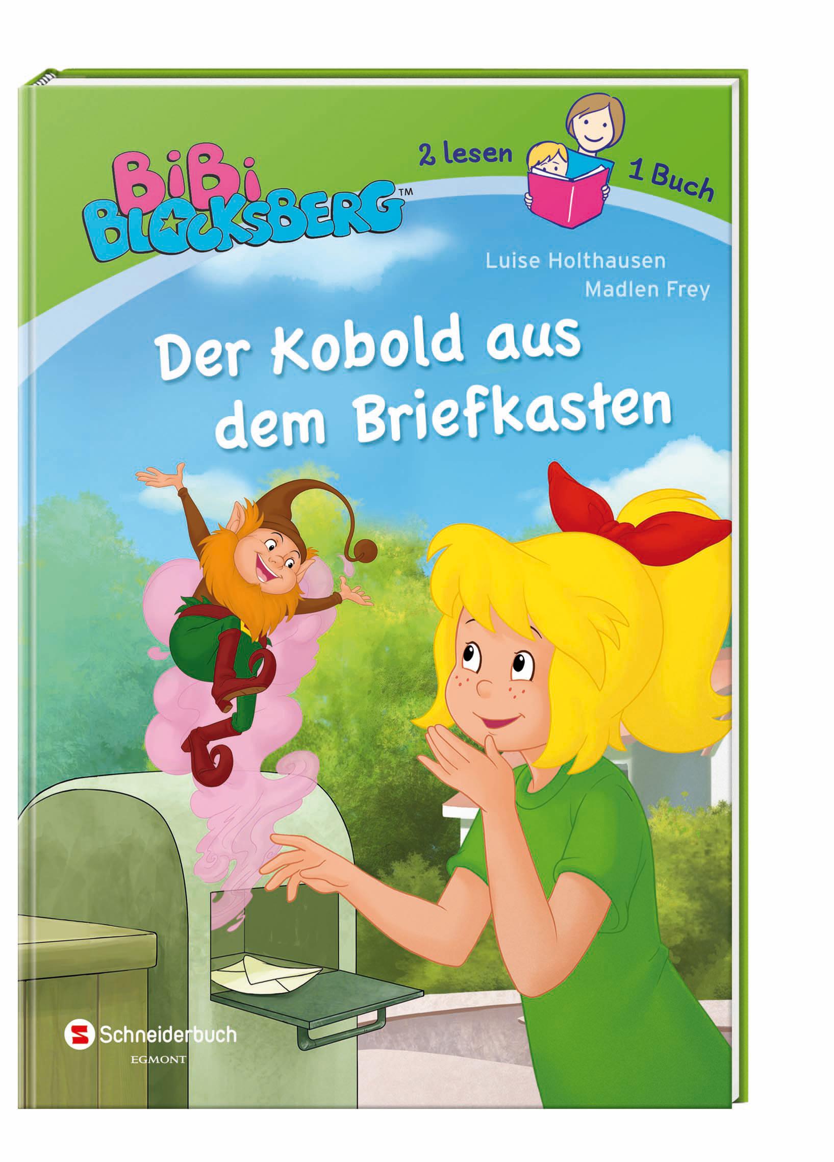 Bibi Blocksberg: Der Kobold aus dem Briefkasten (Buch/eBook/Kindle)