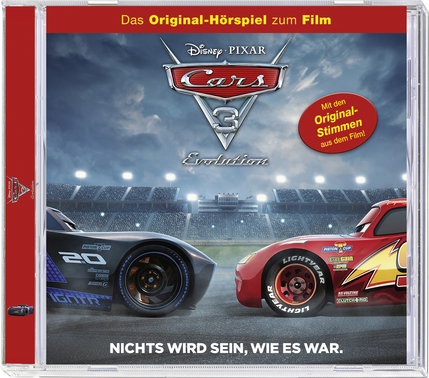Cars: Cars 3 – Evolution