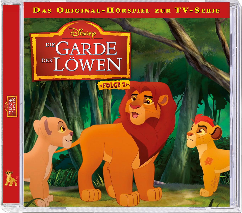 Die Garde der Löwen Hyänen können auch anders .. (Folge 2)