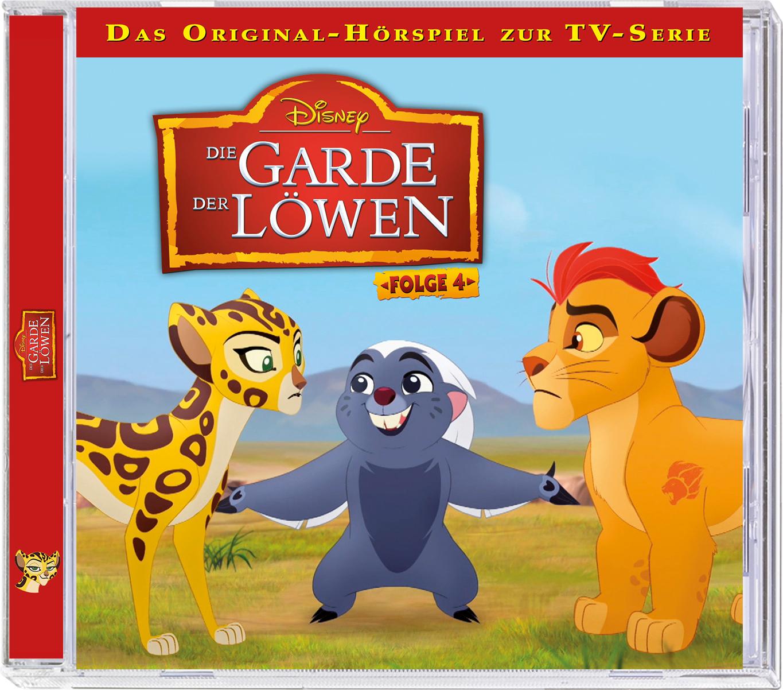 Die Garde der Löwen Fulis neue Familie .. (Folge 4)