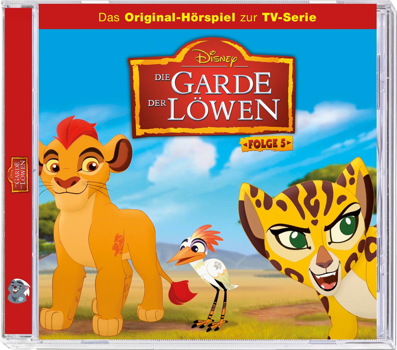 Die Garde der Löwen Beshti und der kleine Elefant .. (Folge 5)
