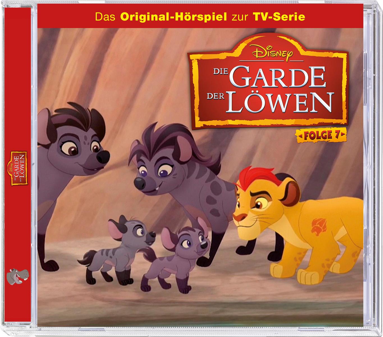Die Garde der Löwen Die Löwen des Schattenlandes .. (Folge 7)