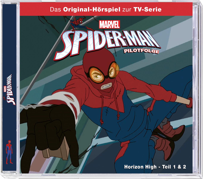 Spider Man Horizon High – Teil 1 2 (Pilotfolge)