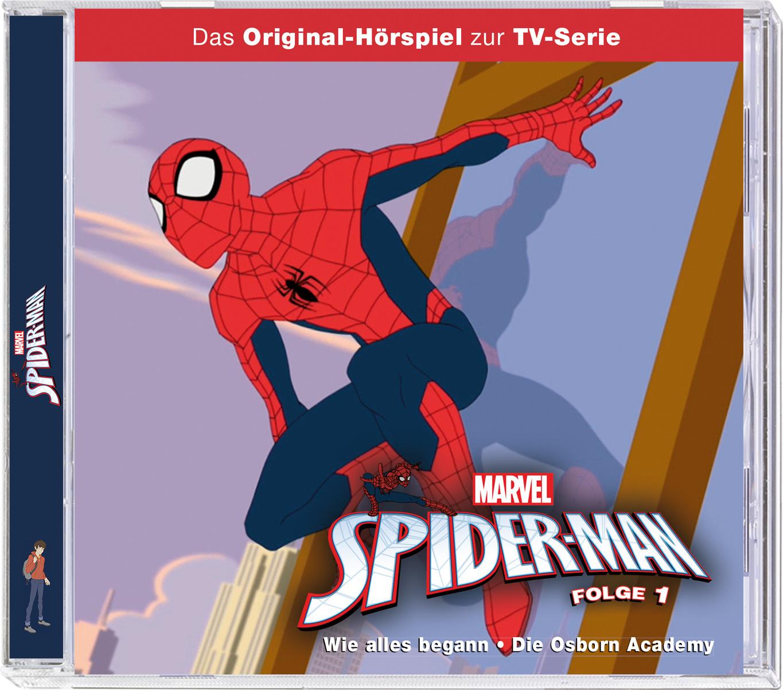 Spider Man Wie alles begann .. (Folge 1)