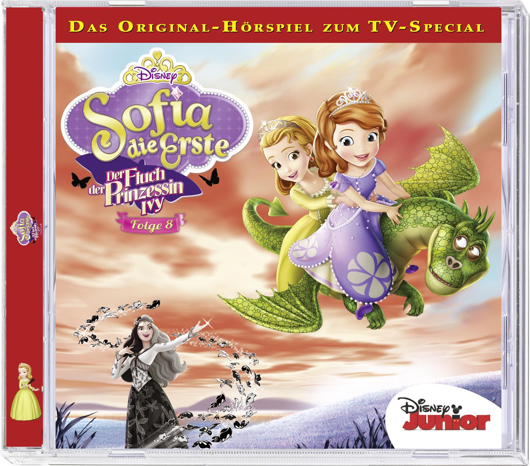 Sofia die Erste Der Fluch der Prinzessin Ivy (Folge 8)