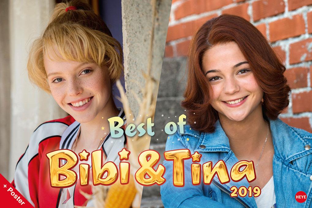 Bibi & Tina: XL-Wandkalender Kinofilm 2019