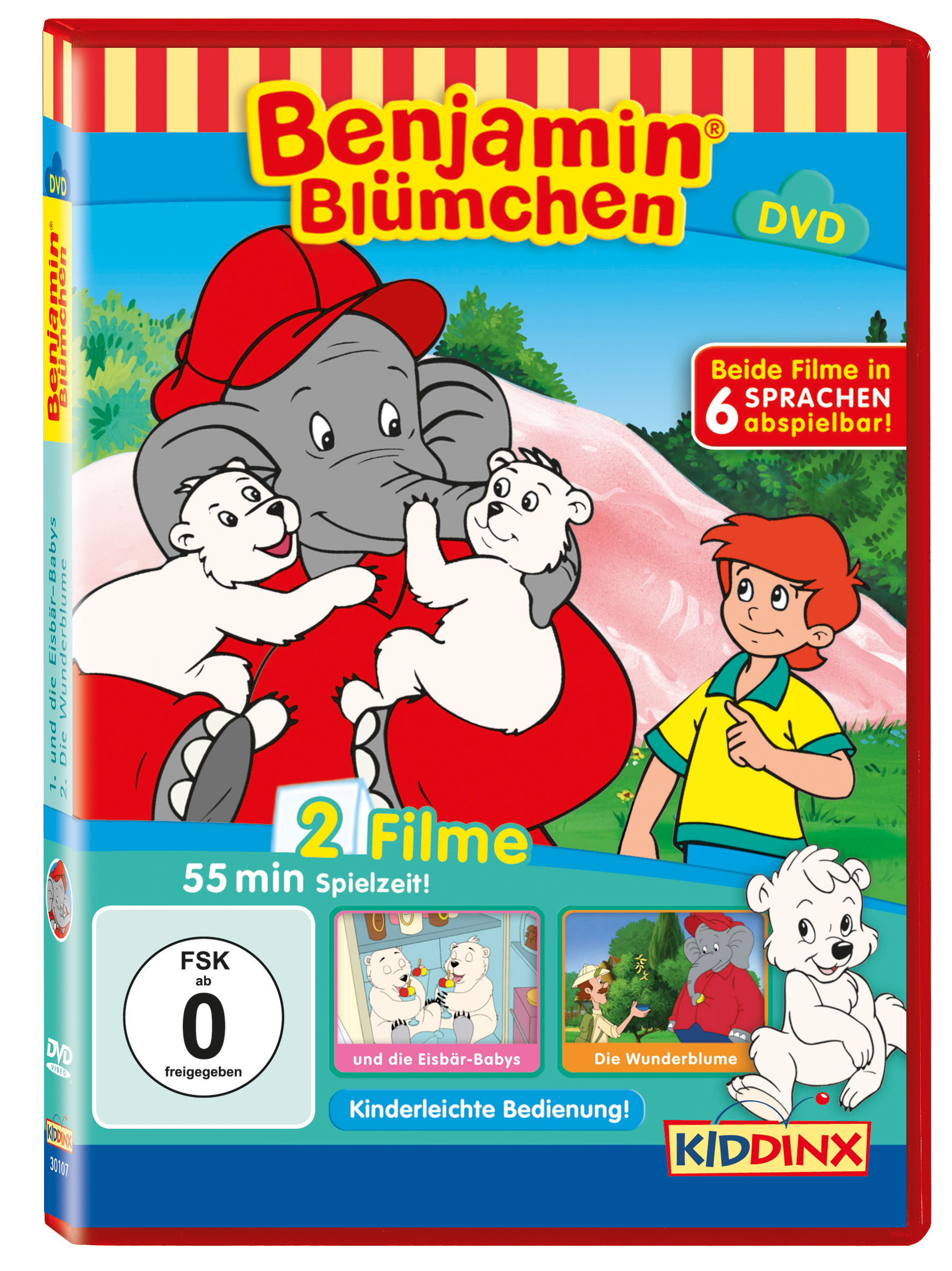 Benjamin Blümchen: und die Eisbärbabys / Die Wu...