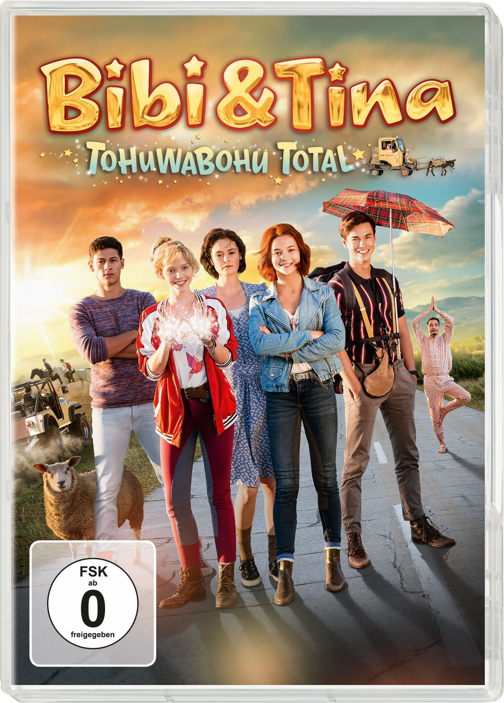 Bibi & Tina: Tohuwabohu total - Kinofilm 4