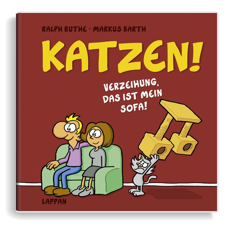 Ruthe: Katzen!