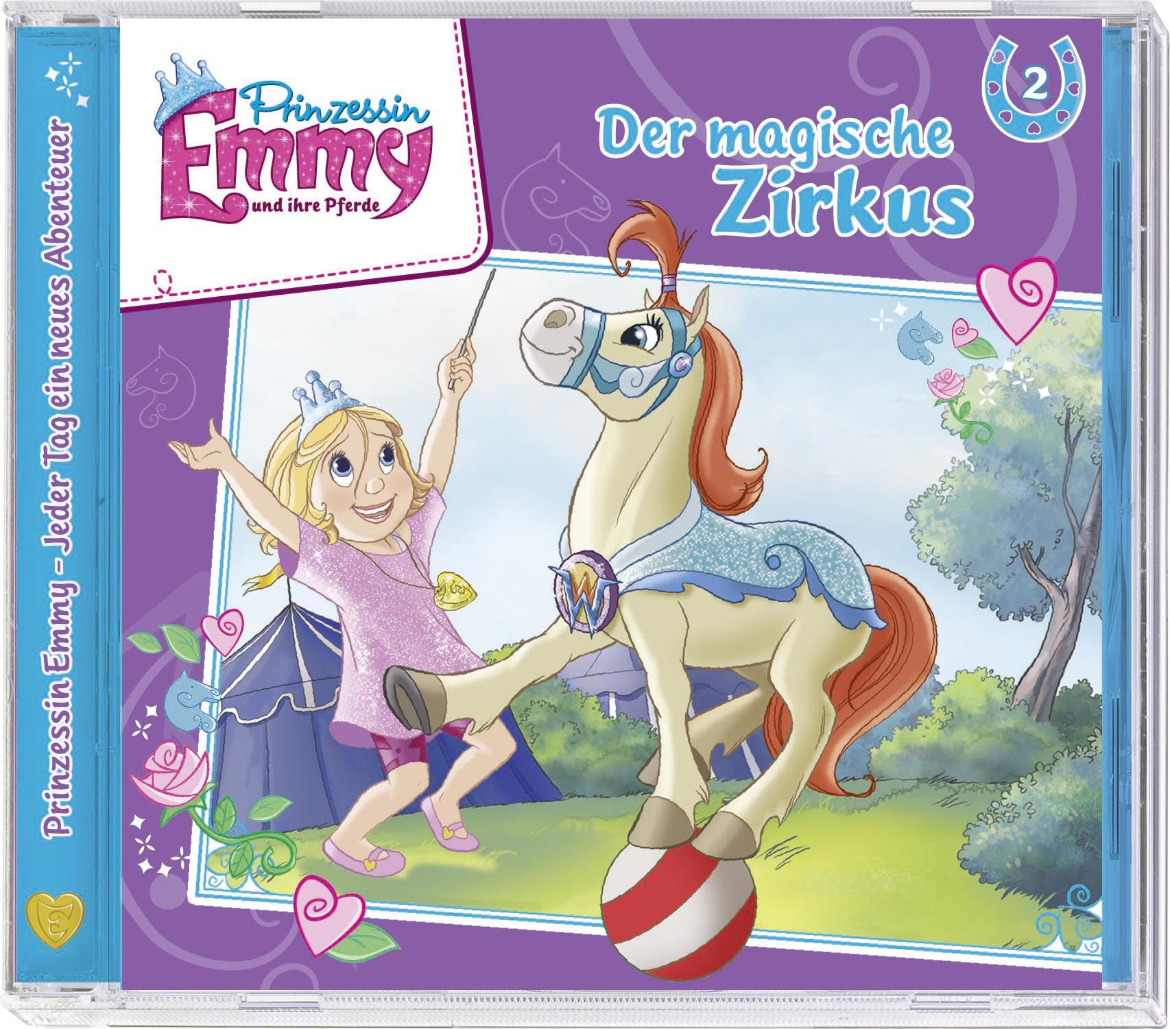 Prinzessin Emmy: Der magische Zirkus (Folge 2)