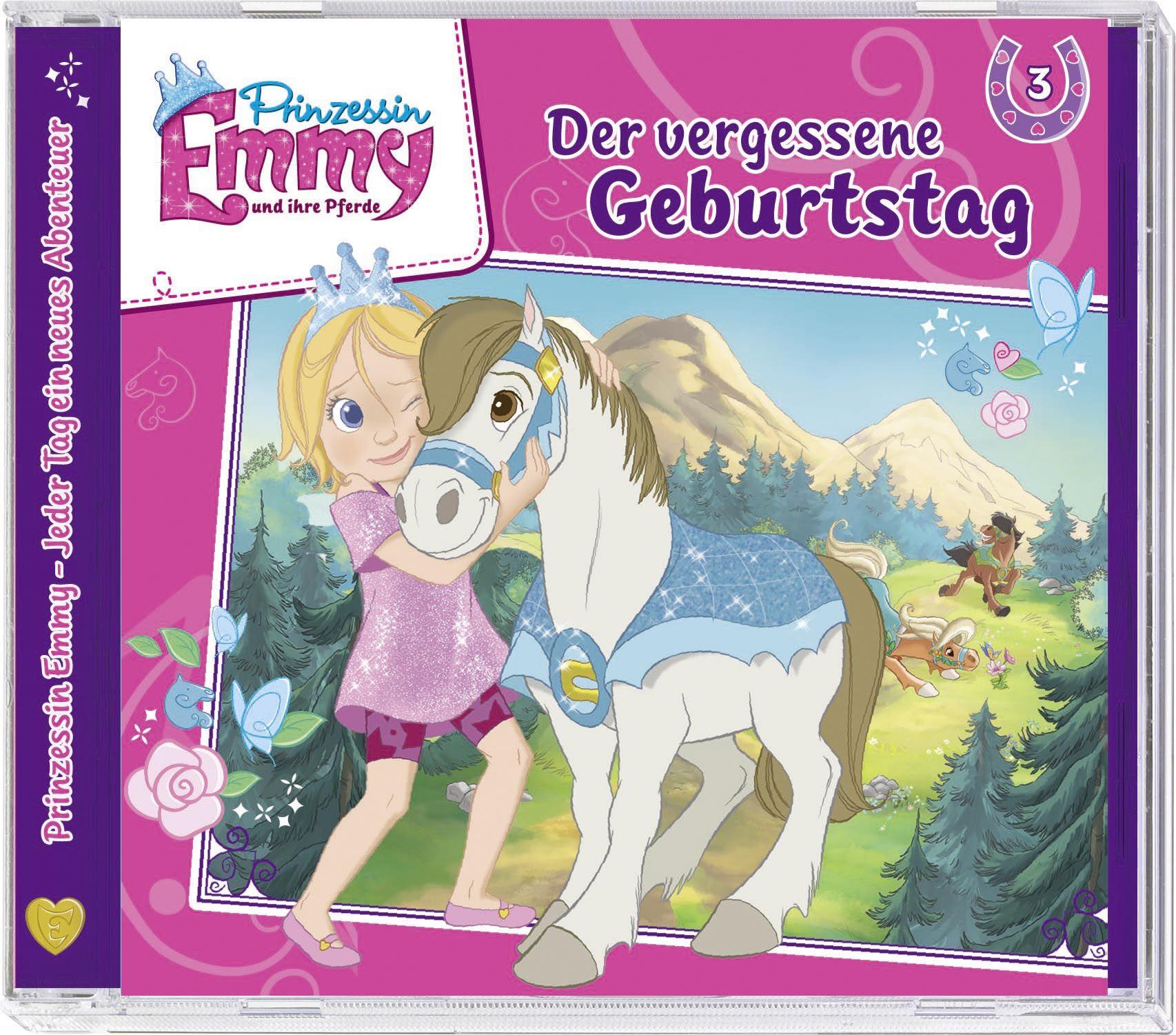Prinzessin Emmy: Der vergessene Geburtstag (Fol...
