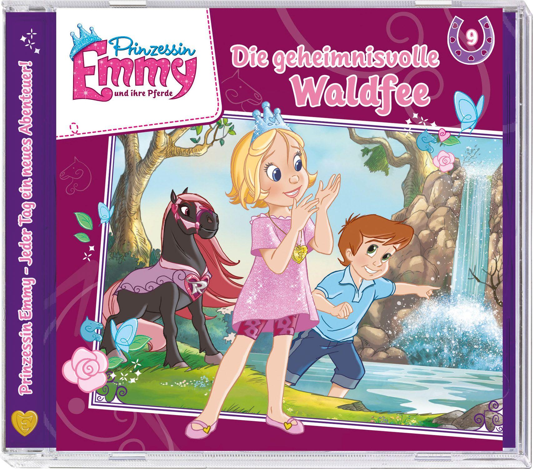 Prinzessin Emmy: Die geheimnisvolle Waldfee (Fo...