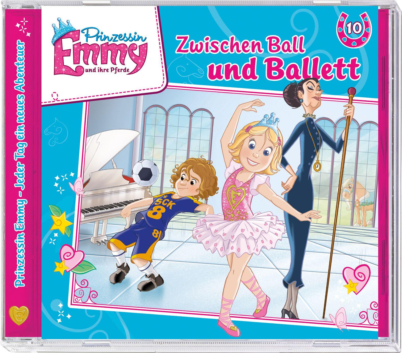 Prinzessin Emmy: Zwischen Ball und Ballett (Fol...
