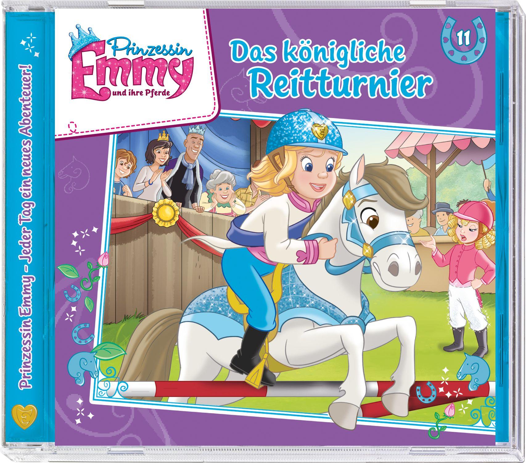 Prinzessin Emmy: Das königliche Reitturnier (Fo...