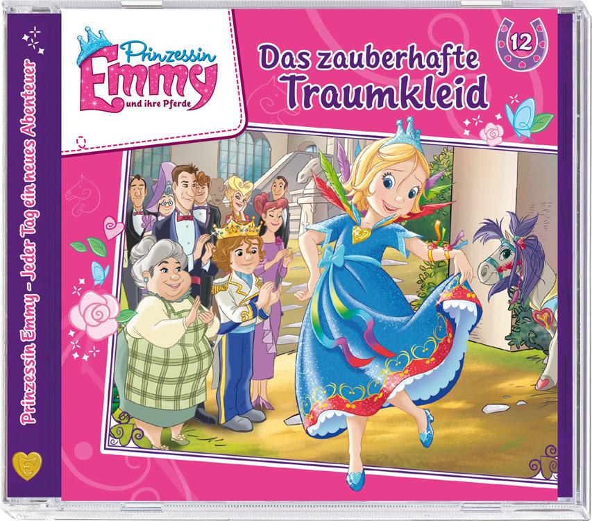 Prinzessin Emmy: Das zauberhafte Traumkleid (Fo...