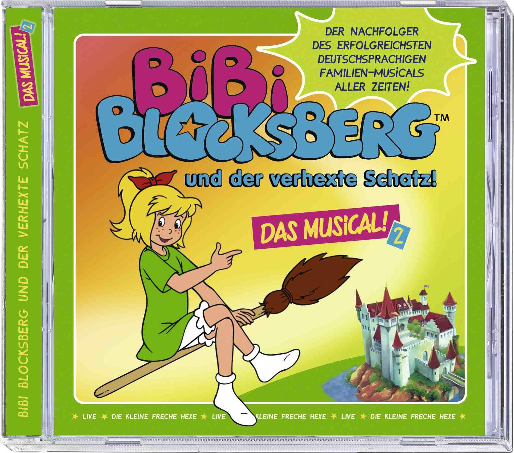Bibi Blocksberg: Das Musical 2