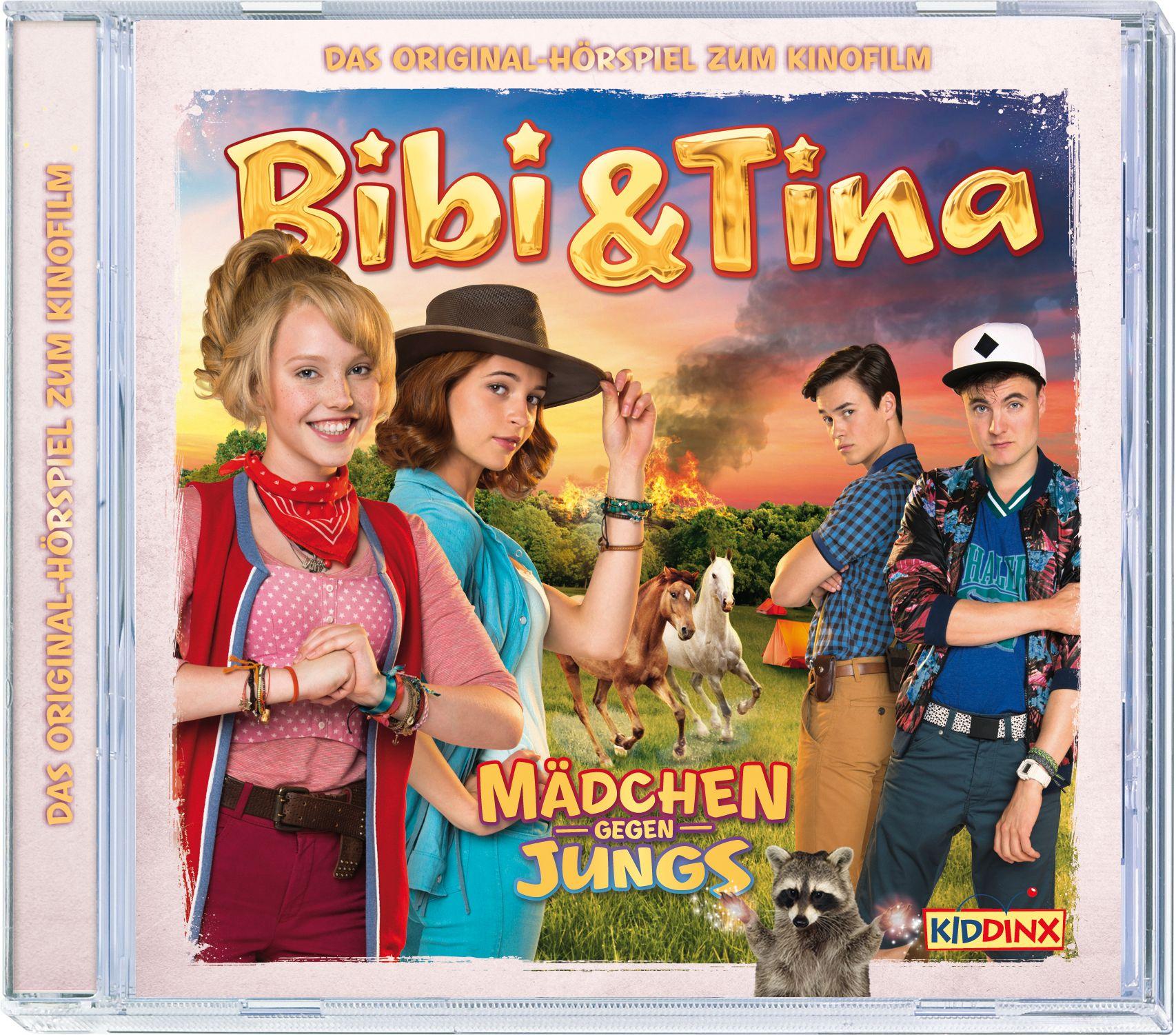 Bibi & Tina: Mädchen gegen Jungs - Kinofilm 3 H...
