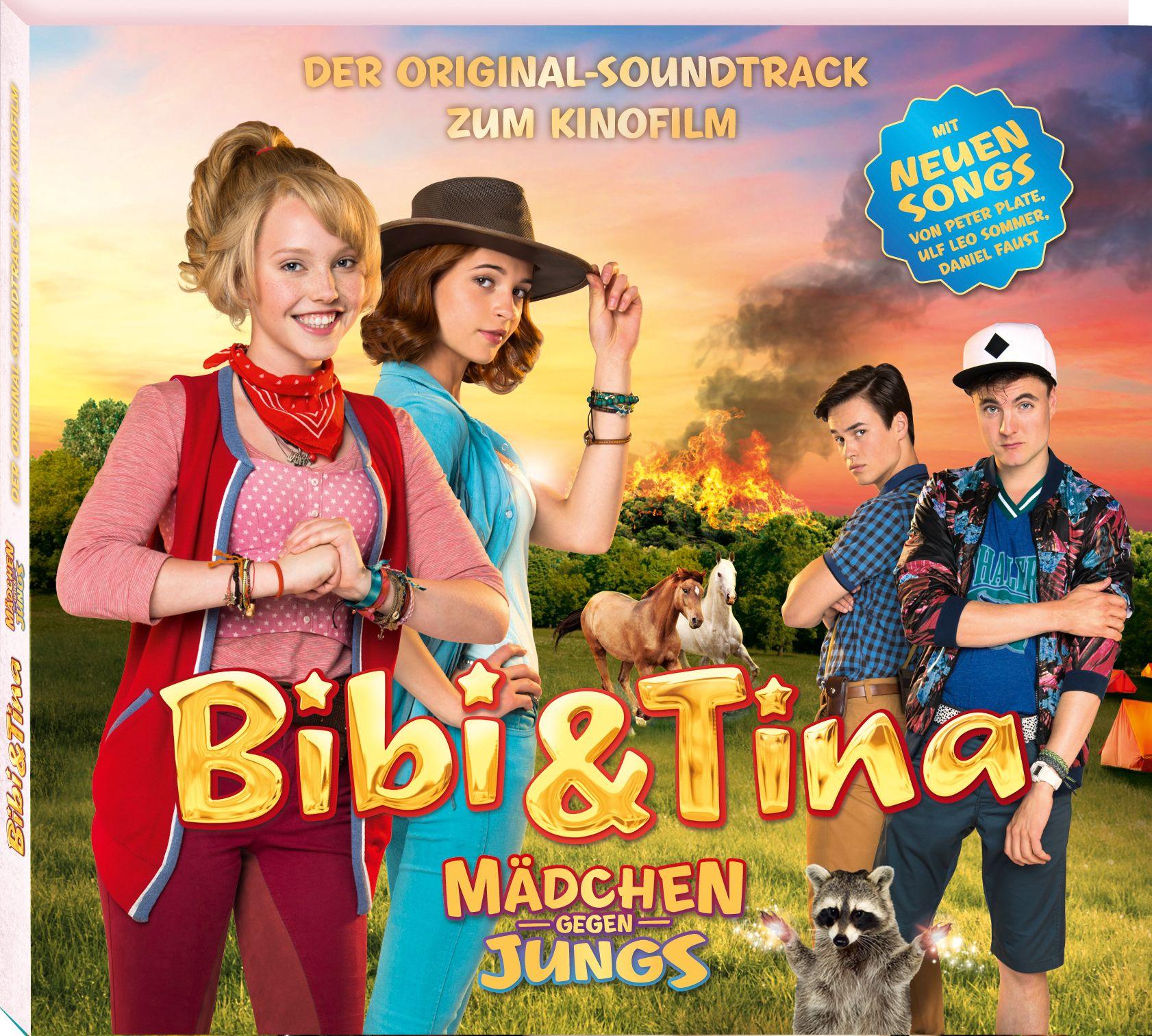 Bibi & Tina: Mädchen gegen Jungs - Kinofilm 3 S...