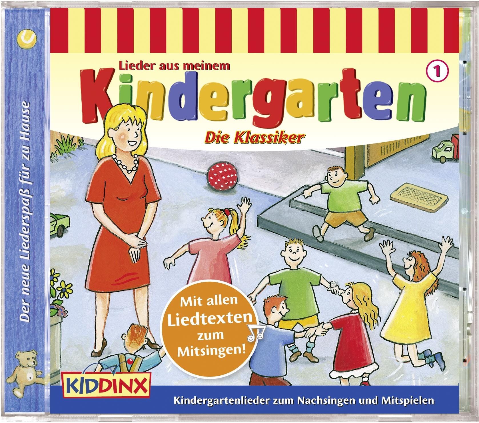 Lieder aus meinem Kindergarten: Die Klassiker (Folge 1)