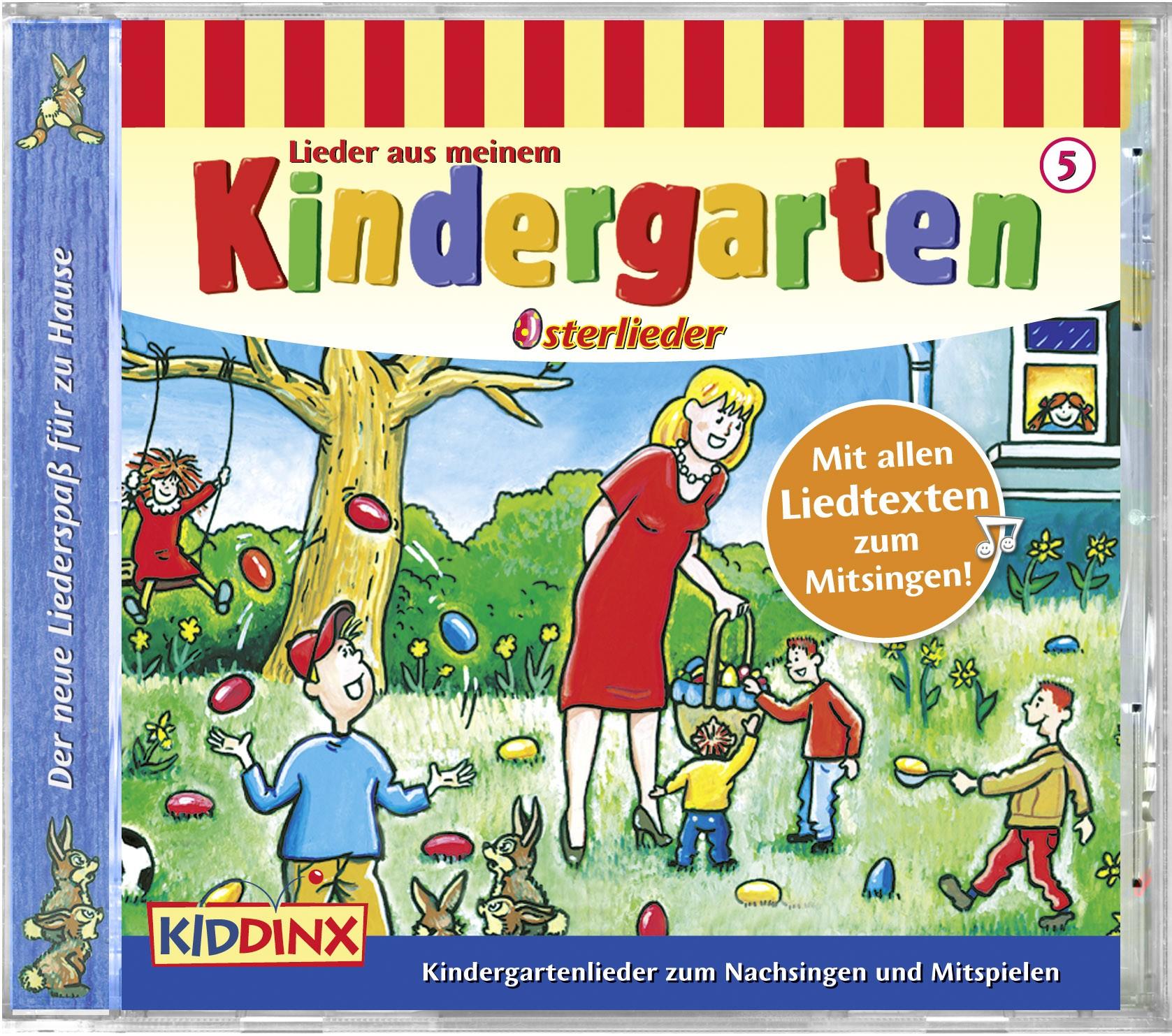 Lieder aus meinem Kindergarten: Osterlieder (Folge 5)