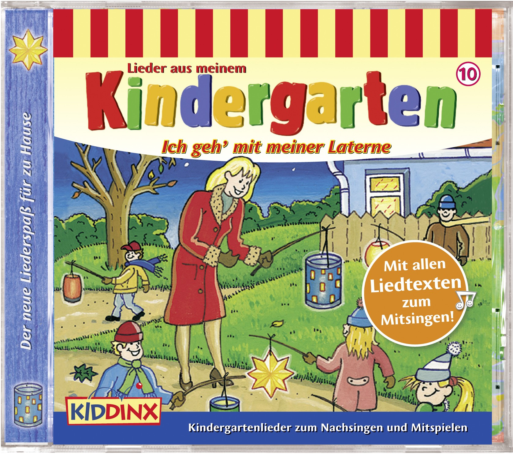 Lieder aus meinem Kindergarten: Ich geh mit meiner Laterne (Folge 10)