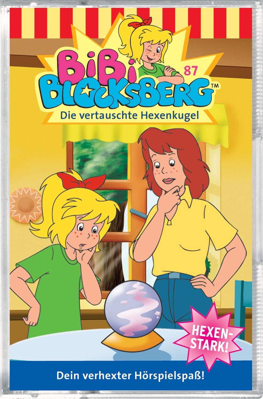 Bibi Blocksberg Die vertauschte Hexenkugel (Folge 87)