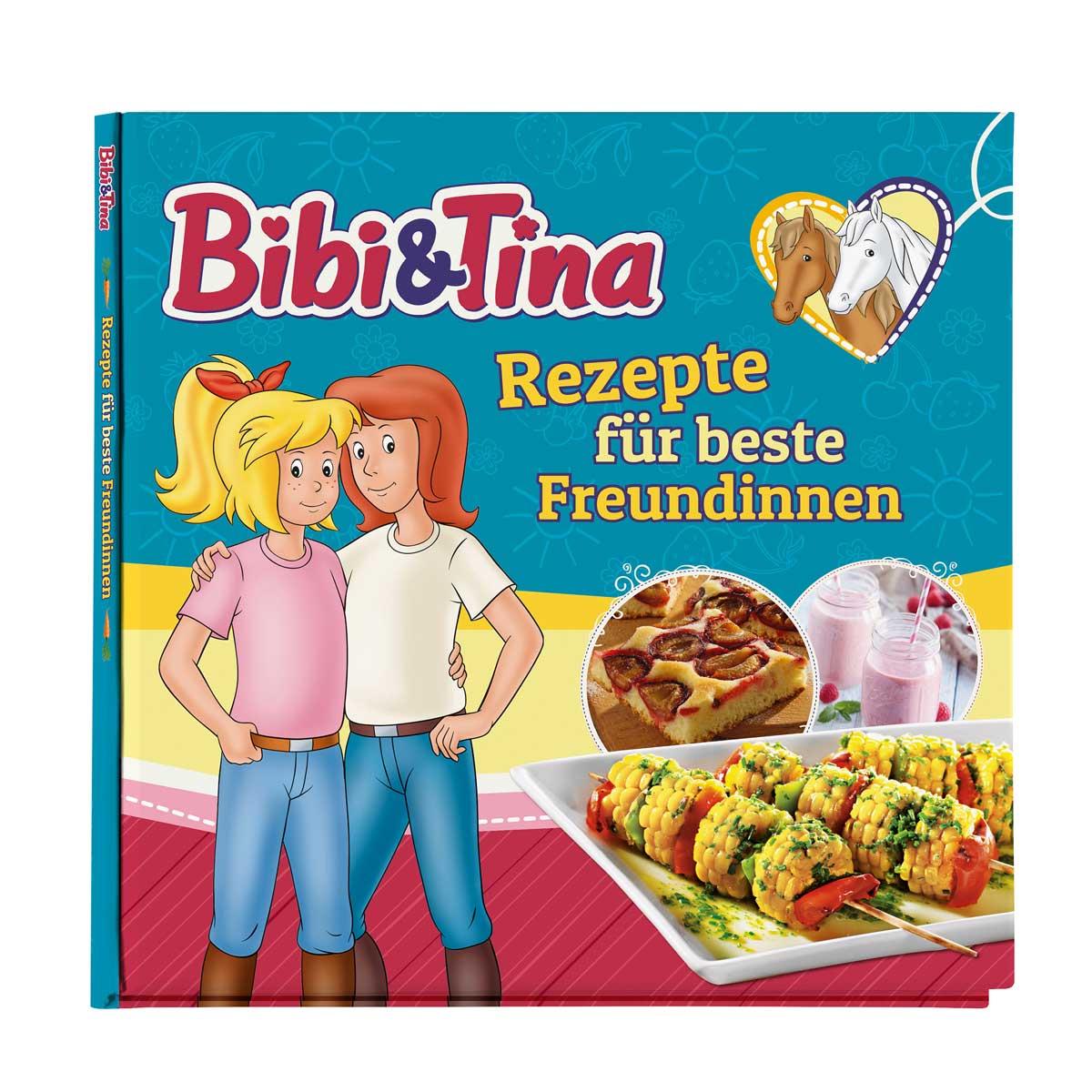 Bibi & Tina: Kochbuch - Rezepte für beste Freun...