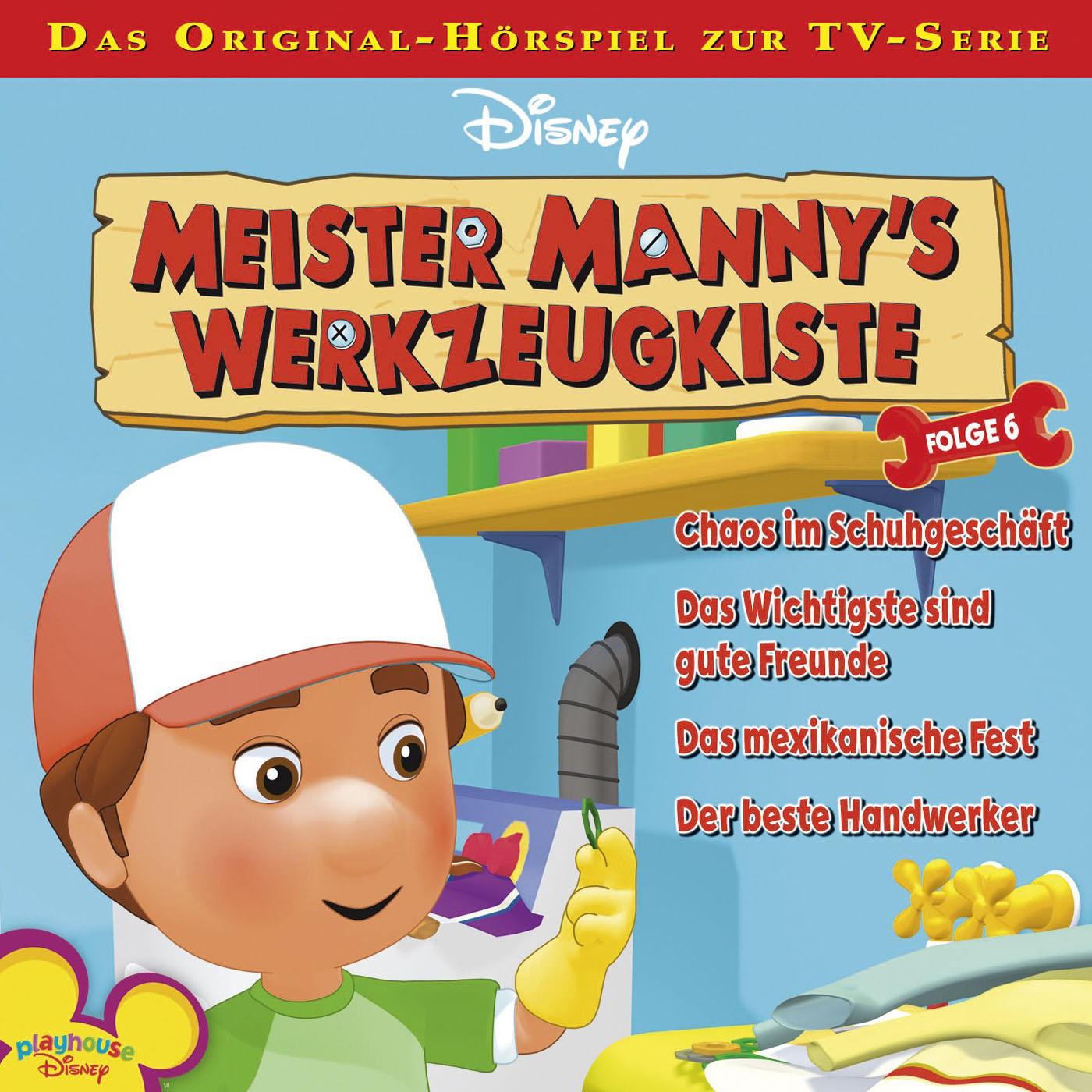 Meister Manny´s Werkzeugkiste: Chaos im Schuhgeschäft / .. (Folge 6)
