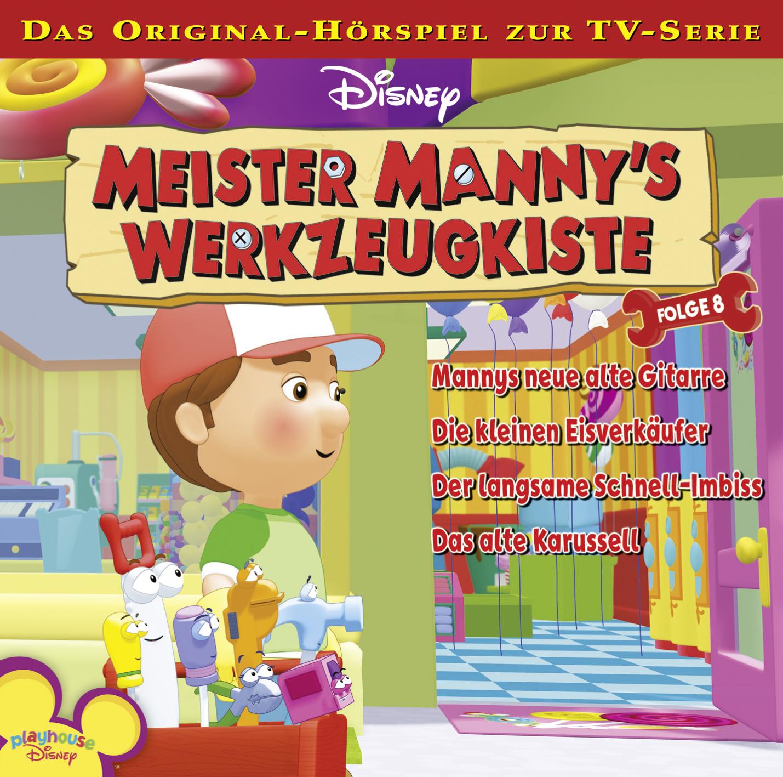 Meister Manny´s Werkzeugkiste: Mannys neue alte Gitarre / .. (Folge 8)
