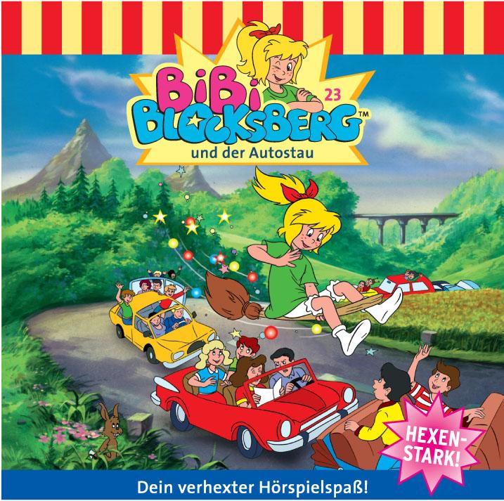 Bibi Blocksberg ... und der Autostau (Folge 23)