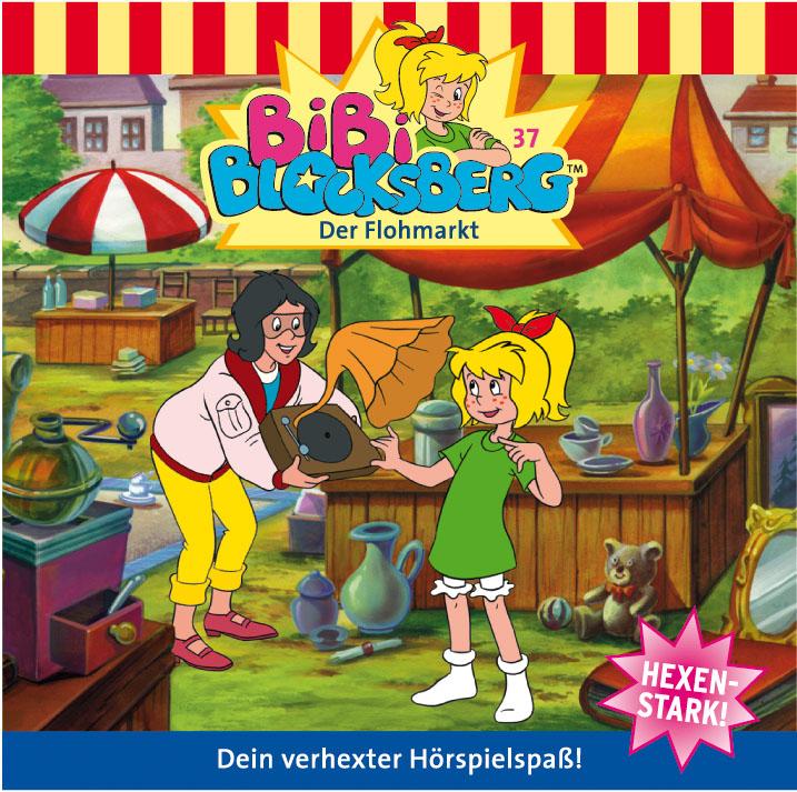 Bibi Blocksberg: Der Flohmarkt (Folge 37)