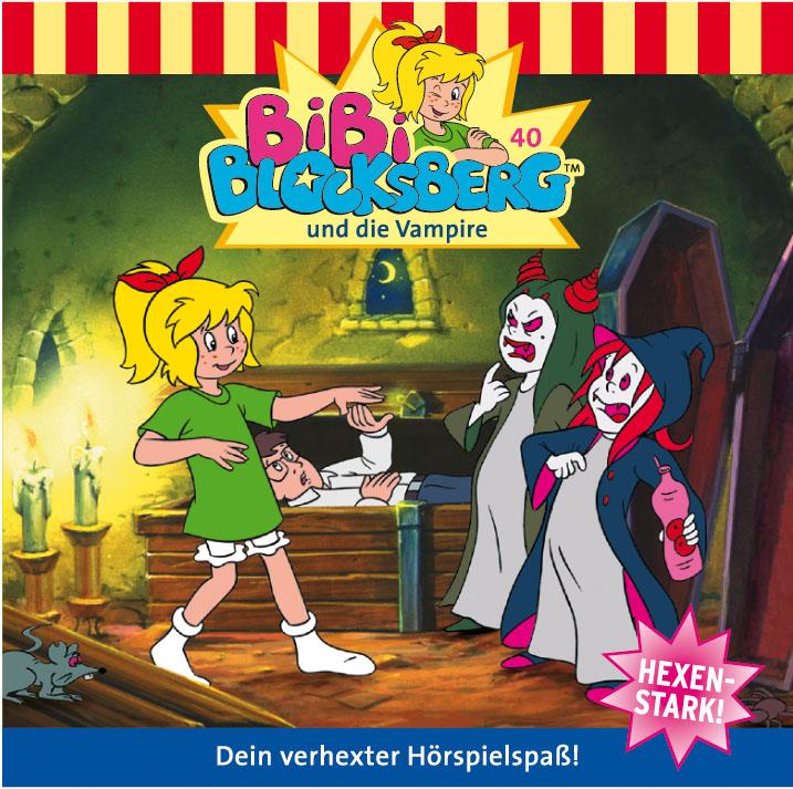 Bibi Blocksberg … und die Vampire (Folge 40)