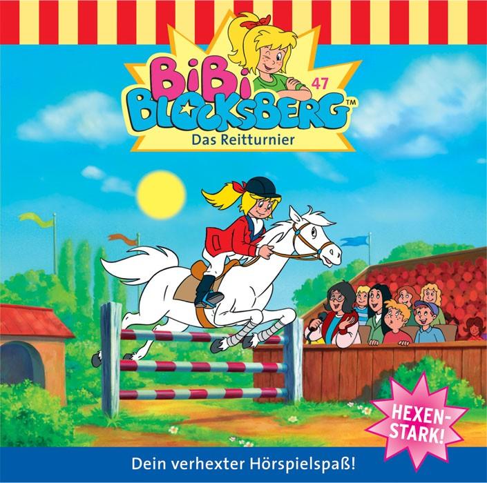 Bibi Blocksberg Das Reitturnier (Folge 47)