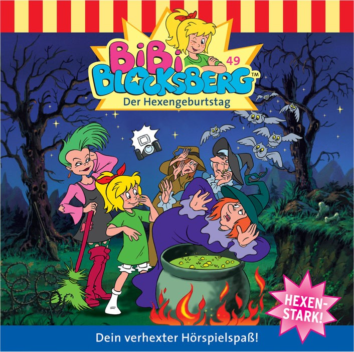 Bibi Blocksberg: Der Hexengeburtstag (Folge 49)