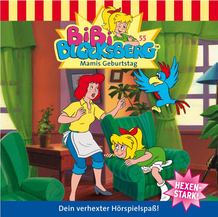 Bibi Blocksberg Mamis Geburtstag (Folge 55)