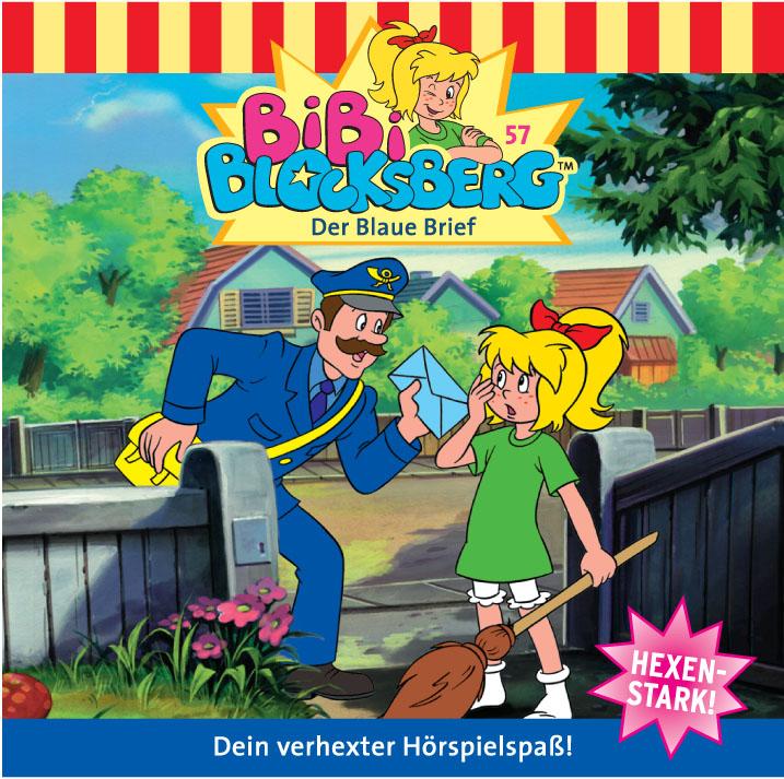Bibi Blocksberg Der Blaue Brief (Folge 57)