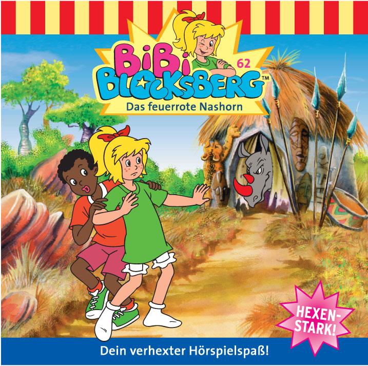 Bibi Blocksberg Das feuerrote Nashorn (Folge 62)
