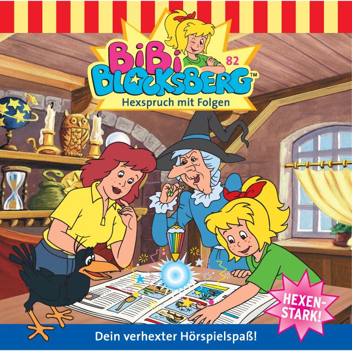 Bibi Blocksberg Hexspruch mit Folgen (Folge 82)
