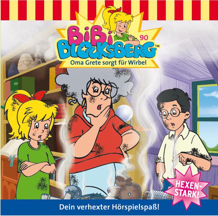 Bibi Blocksberg Oma Grete sorgt für Wirbel (Folge 90)