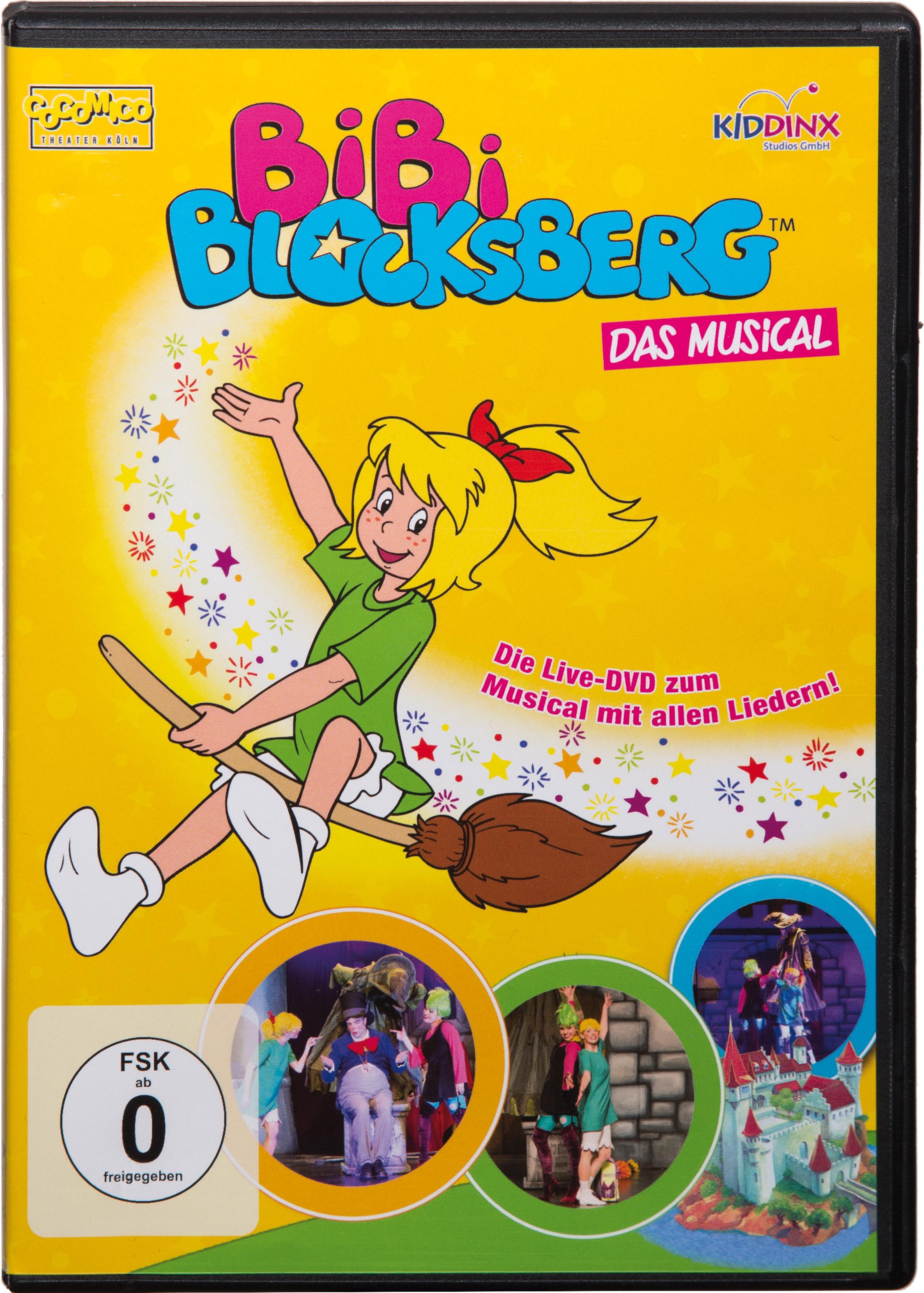 Bibi Blocksberg: Das Musical