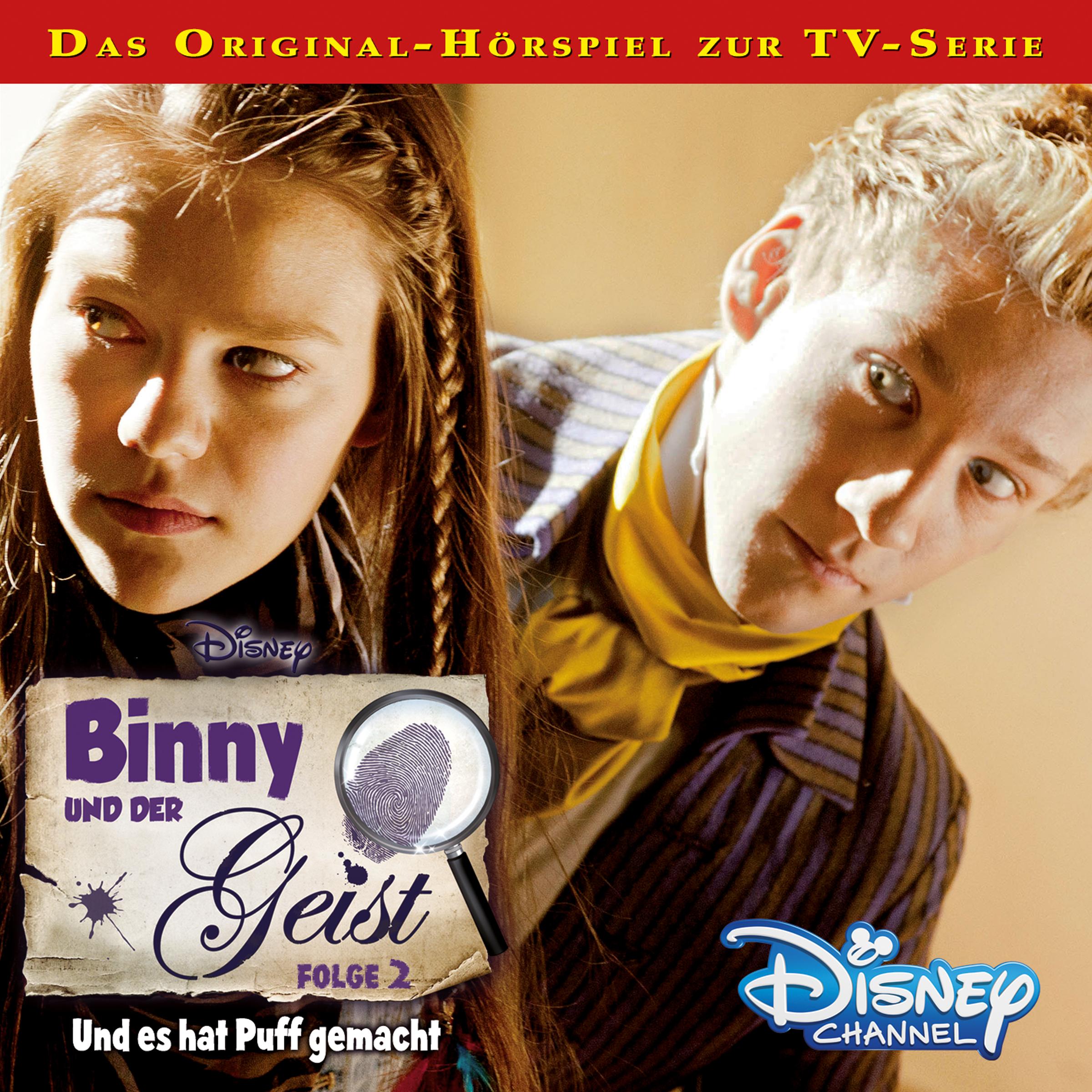 Binny und der Geist Und es hat Puff gemacht (Folge 2)