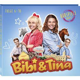 bibi  tina: hörspiele zur serie staffel 1, episode 6-10