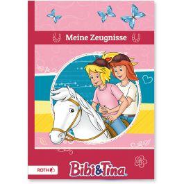 bibi & tina: zeugnismappe