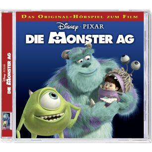 Disney Die Monster AG