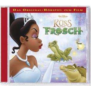 Disney Küss den Frosch